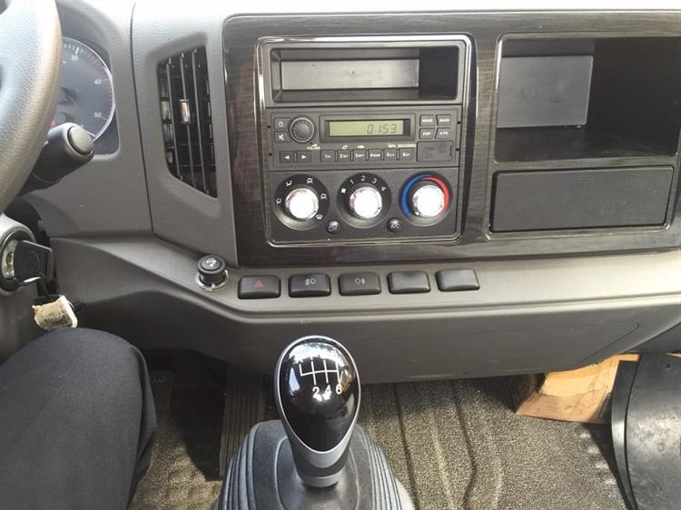 Xe ô tô sát xi tải TruongGiang FAW SX21 3